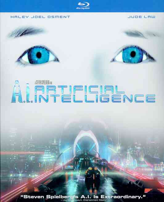 AI ARTIFICIAL INTELLIGENCE BY OSMENT,HALEY JOEL (Blu-Ray)