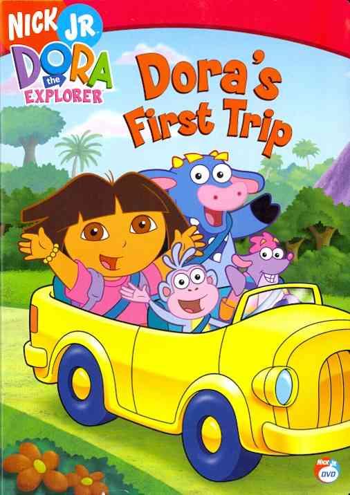 DORA THE EXPLORER:DORA'S FIRST TRIP BY DORA THE EXPLORER (DVD)