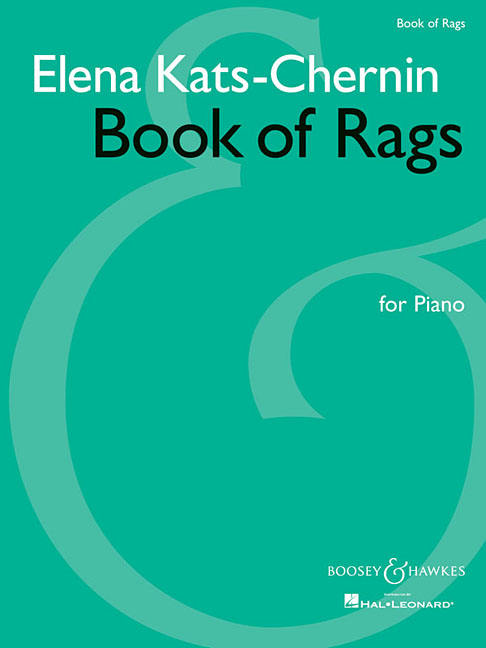 Book of Rags By Kats-Chernin, Elena (COP)
