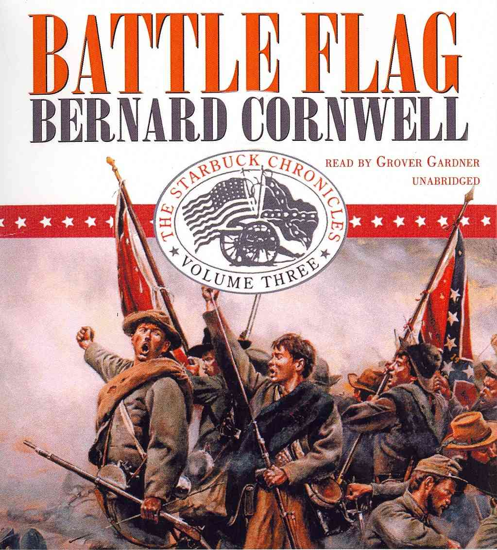 [CD] Battle Flag By Cornwell, Bernard/ Gardner, Grover (NRT)